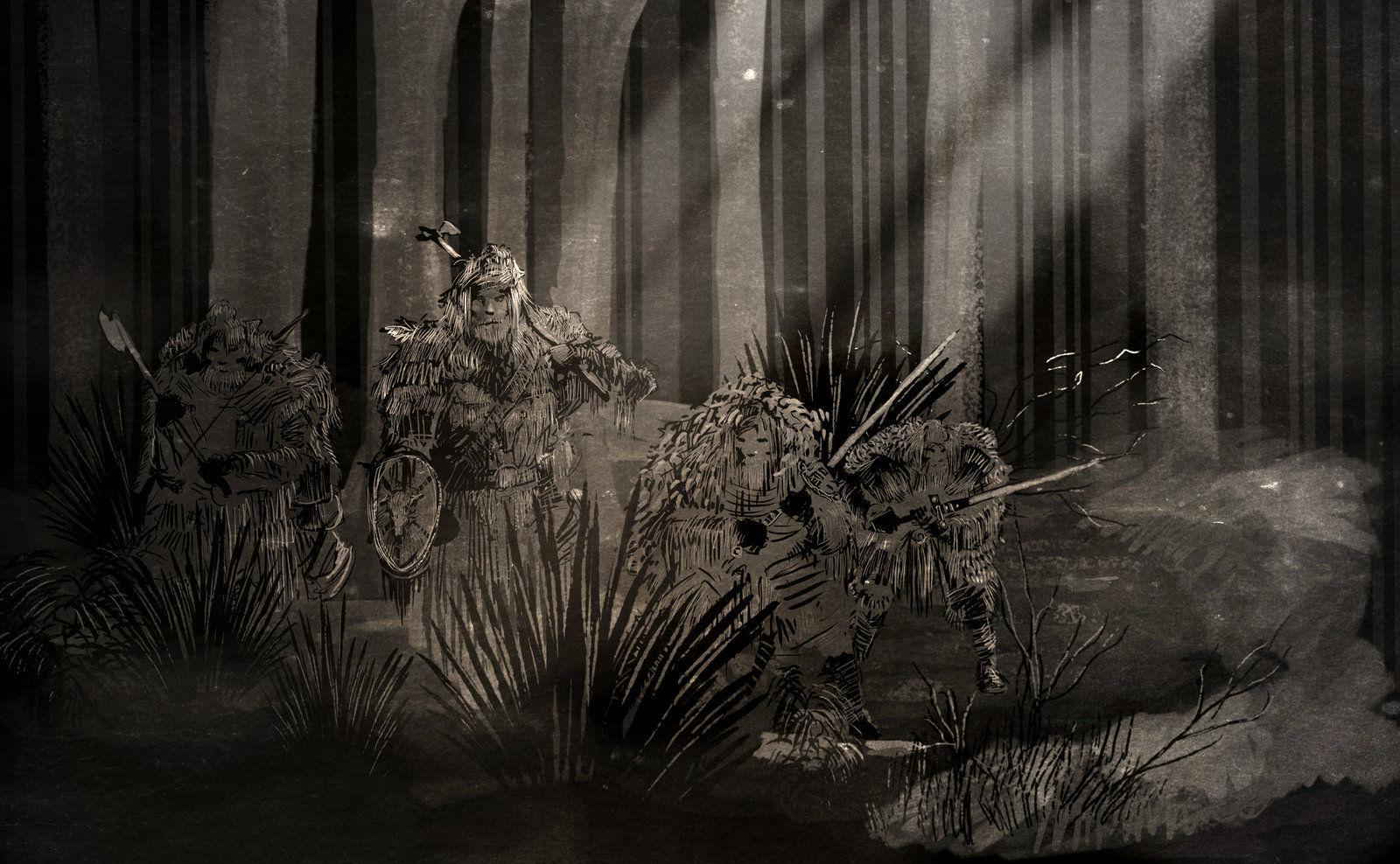 Es tan grande la lealtad Norteña, que Stannis consigue que los Clanes Norteños se unan a el y ataquen Invernalia, para...