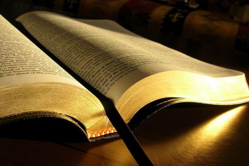 ¿Crees en las escrituras sagradas?