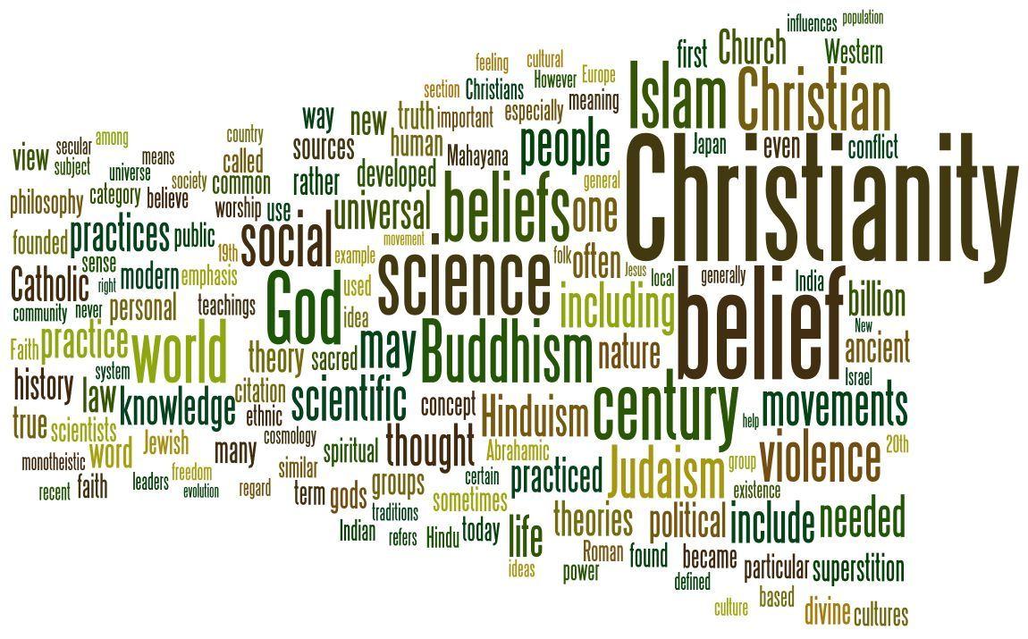 ¿Qué pasa si te toca la religión que no querías?