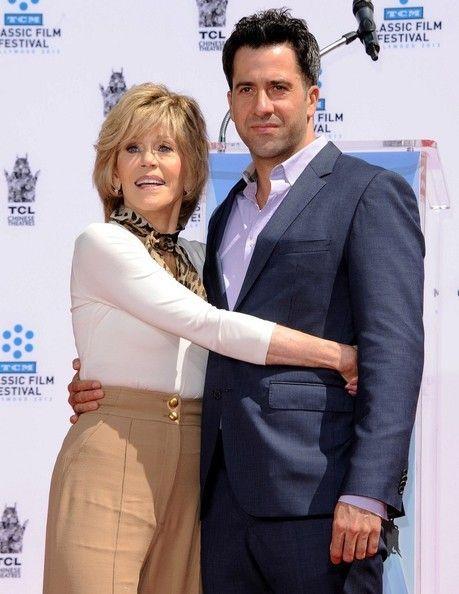 ¿Es la pareja o el hijo de la actriz Jane Fonda?