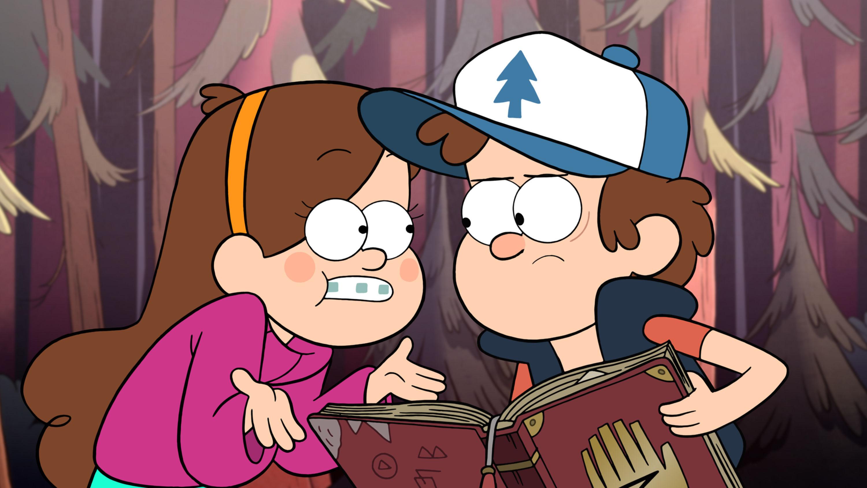12365 - ¿Cuánto realmente sabes de Gravity Falls?