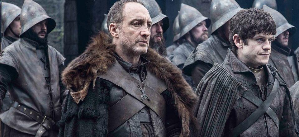 Según la teoría, W. Manderly no está solo, Lady Dustin parece estar metida en el ajo, aunque odie a los Stark. odia más a...
