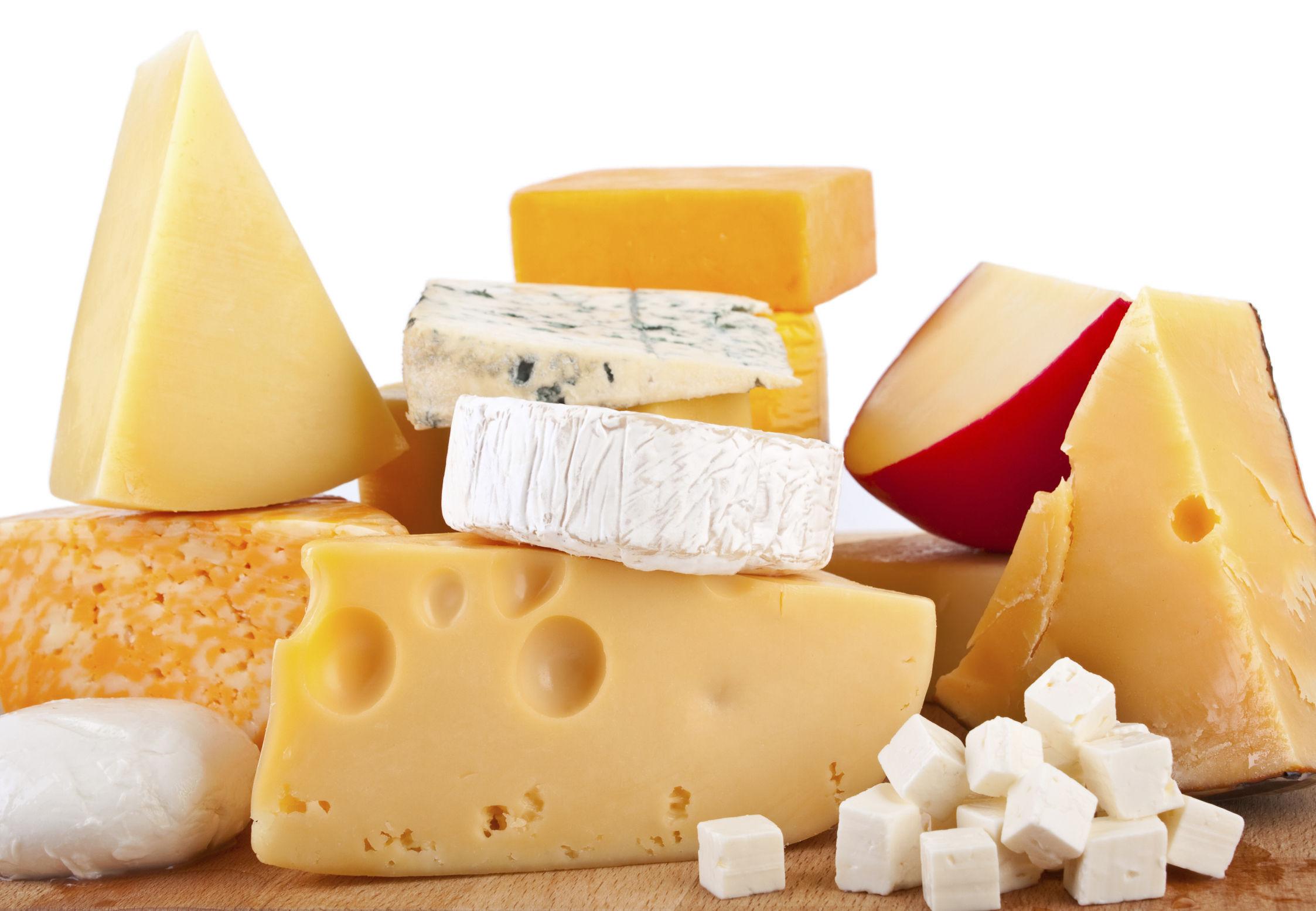 12370 - ¿Cuántos quesos reconoces?