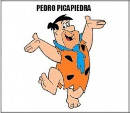¿Se le ha cambiado o se le ha quitado algo a Pedro Picapiedra?