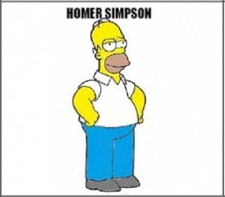 ¿Se le ha cambiado o se le ha quitado algo a Homer Simpson?