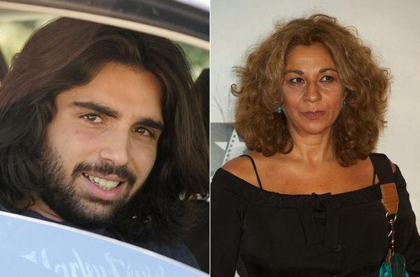 ¿Es la pareja o el hijo de Lolita Flores?