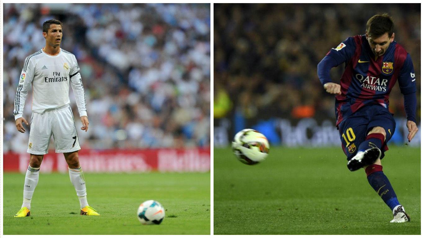 12387 - Quién lo ha dicho: ¿Cristiano Ronaldo o Messi?