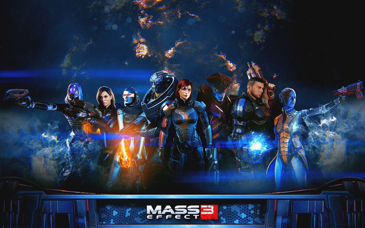 12392 - ¿Qué personaje de Mass Effect sería tu waifu ideal?