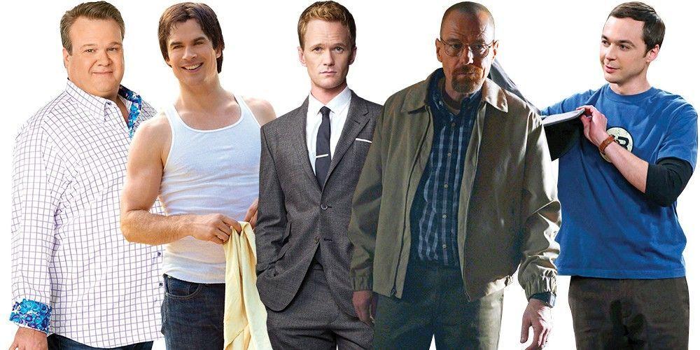 12396 - ¿Qué personaje masculino de serie de TV llevas dentro?