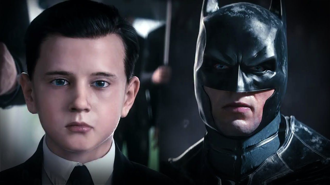 ¿Qué villano fue capaz de descubrir la identidad secreta de Batman en Arkham Origins?