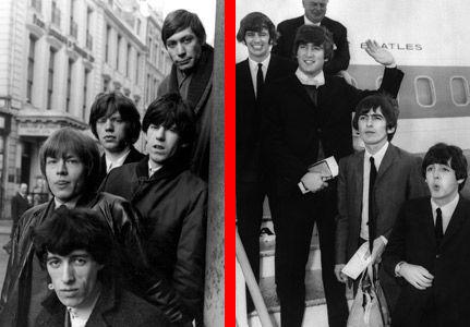 ¿Qué canción de los Beatles versionaron los Stones?