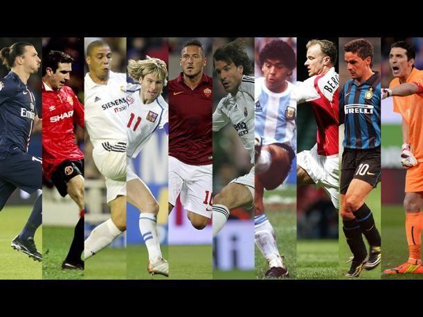 12418 - Leyendas del fútbol