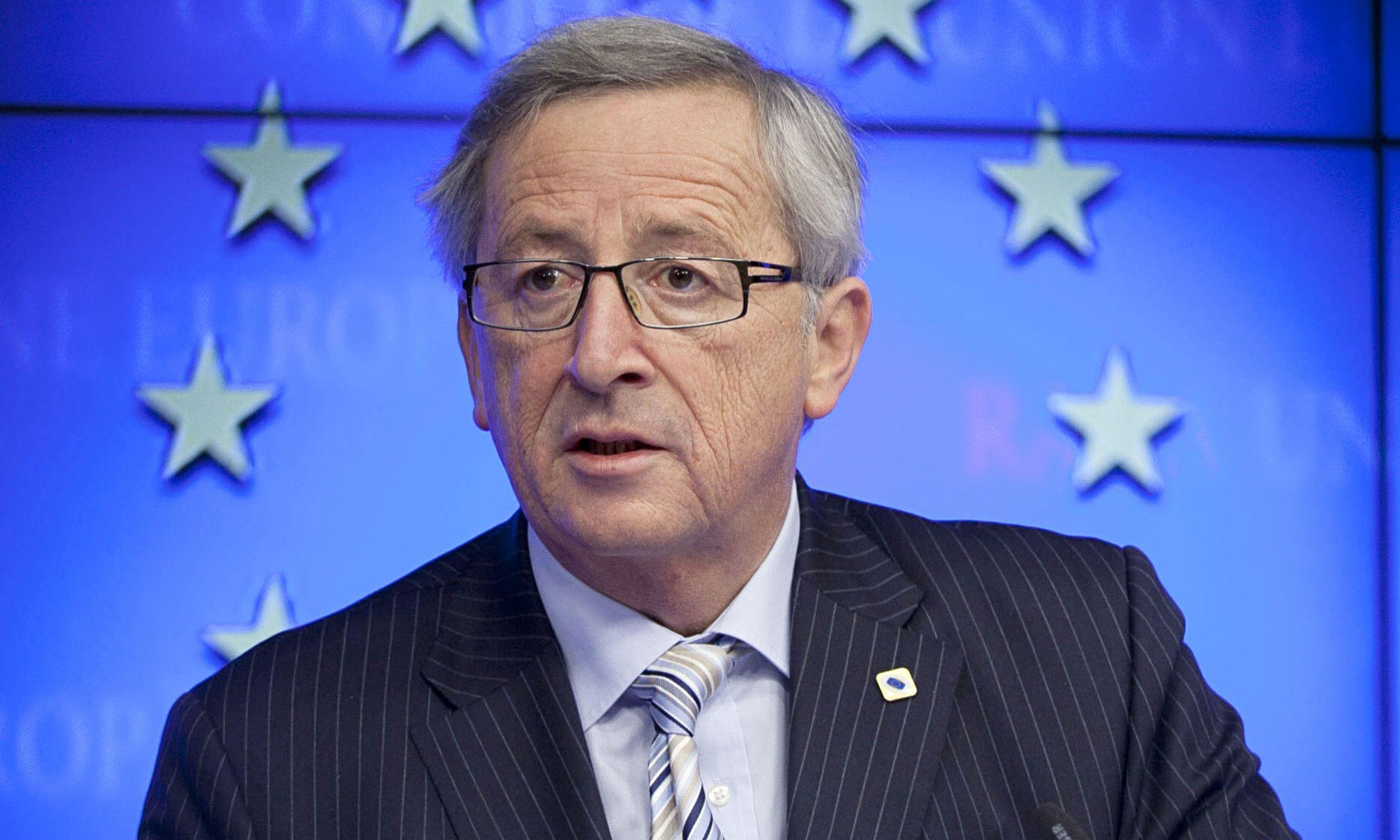 Empecemos por la Unión Europea. ¿Qué opinión tienes de Jean-Claude Juncker, Presidente de la Comisión Europea?