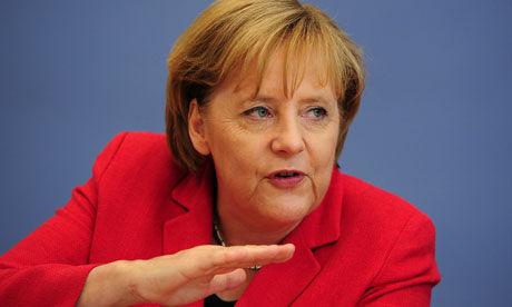 Damos un salto nacional y nos dirigimos a la poderosa Alemania. ¿Qué tal con Angela Merkel?