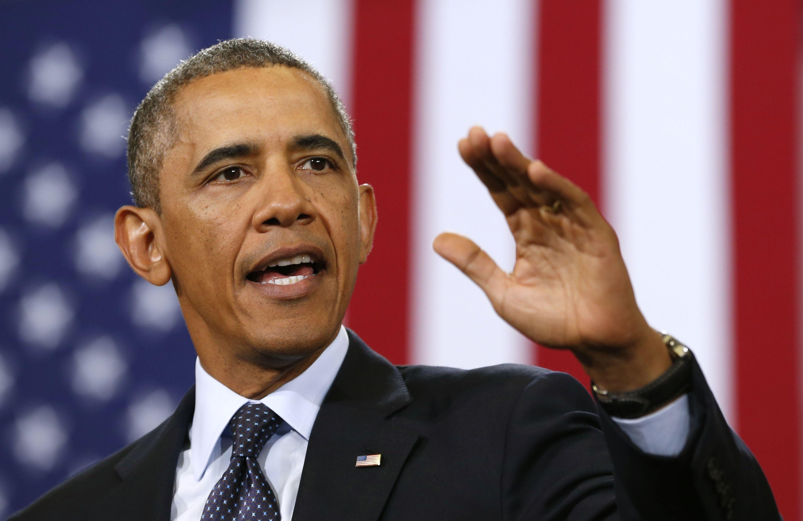 Ahora toca Estados Unidos, primera potencia mundial y un país presidido por Barack Obama, el político más conocido actualmente.