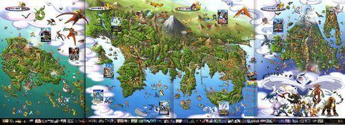 12442 - Lugares del Mundo Pokémon