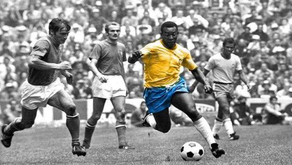 ¿En qué año ganó Pelé su primera Copa del Mundo?