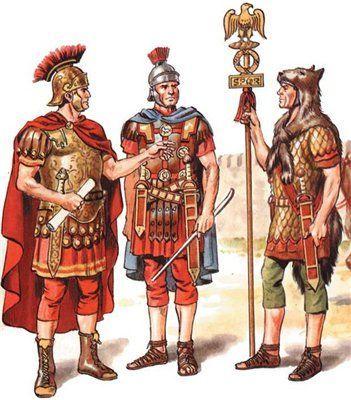 ¿Los Baleares lucharon en el ejército romano?
