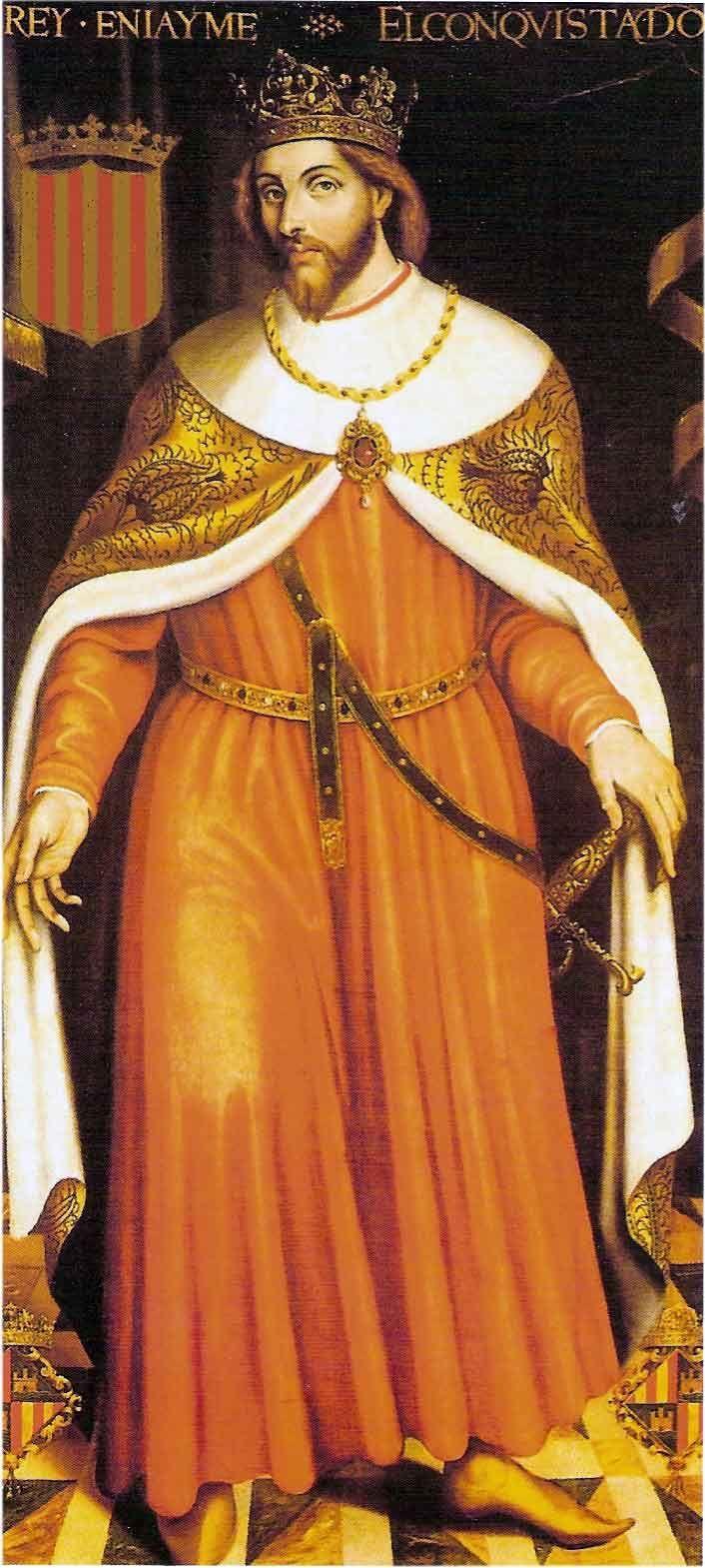 ¿En qué fecha Jaime I conquistó Mallorca?