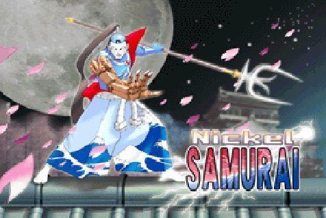 ¿Qué actor interpreta al Samurái de Níquel?