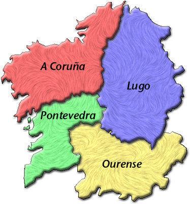 Una fácil para empezar: ¿Cuál es la capital de Galicia?