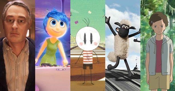Mejor película de animación