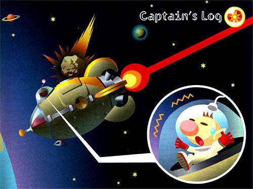 ¿Cuál de las siguientes naves no ha aparecido nunca en un juego de Pikmin?