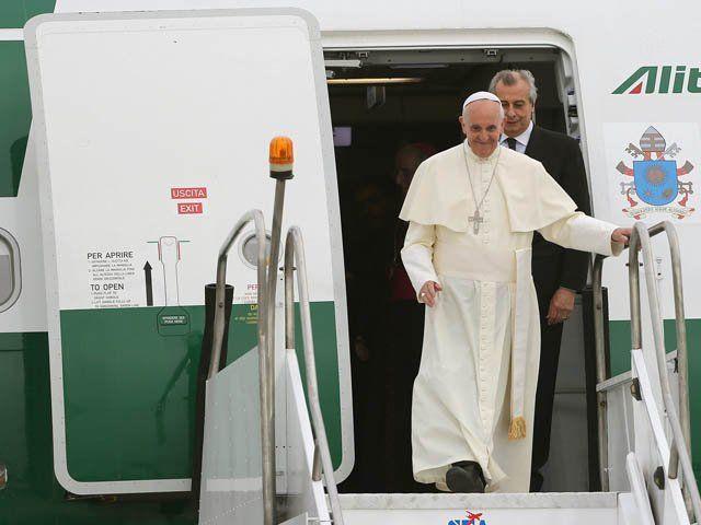 Una difícil, ¿cuántos países ha visitado el Papa hasta el 2015?