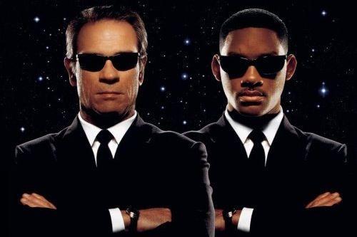 ¿ En qué película  de Men in Black sale Michael?