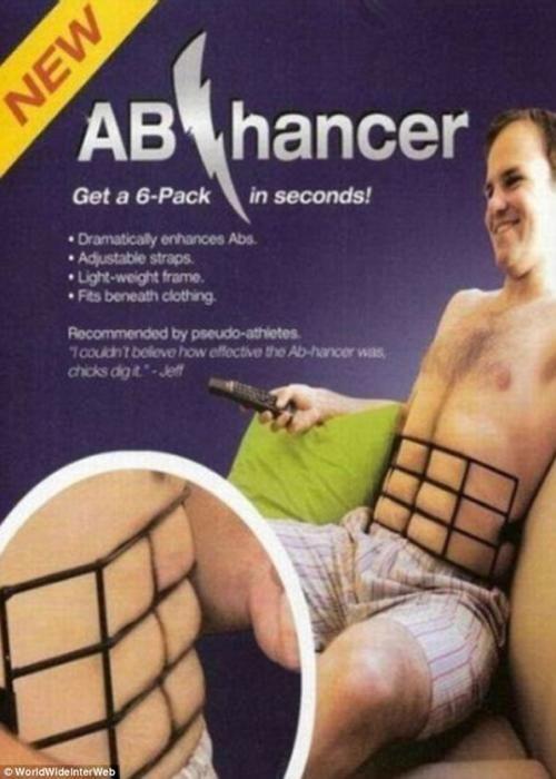 Marcador de abdomen.