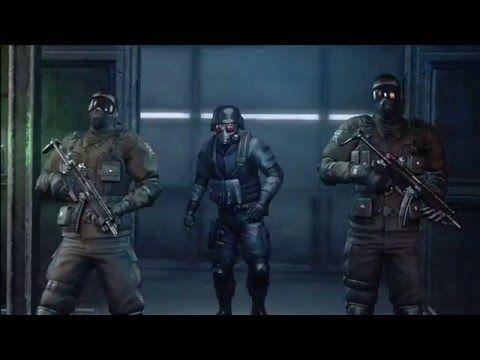 ¿Cuál es el nombre de la primera misión en campaña?
