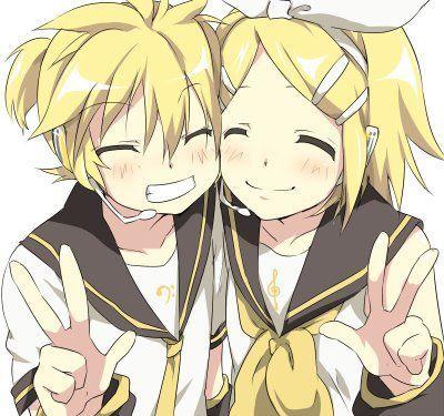 ¿Qué relación tienen Rin y Len Kagamine?