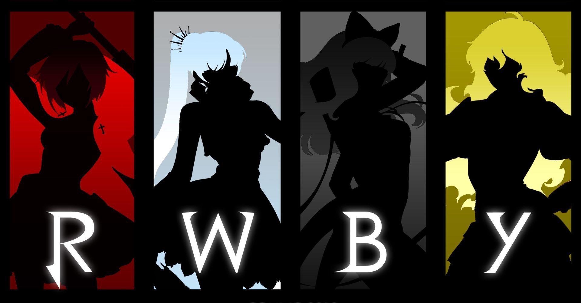 12764 - ¿Reconoces a estos personajes de RWBY? [Fácil]