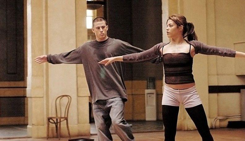 12783 - Relaciona cada película de baile con su fotograma correspondiente