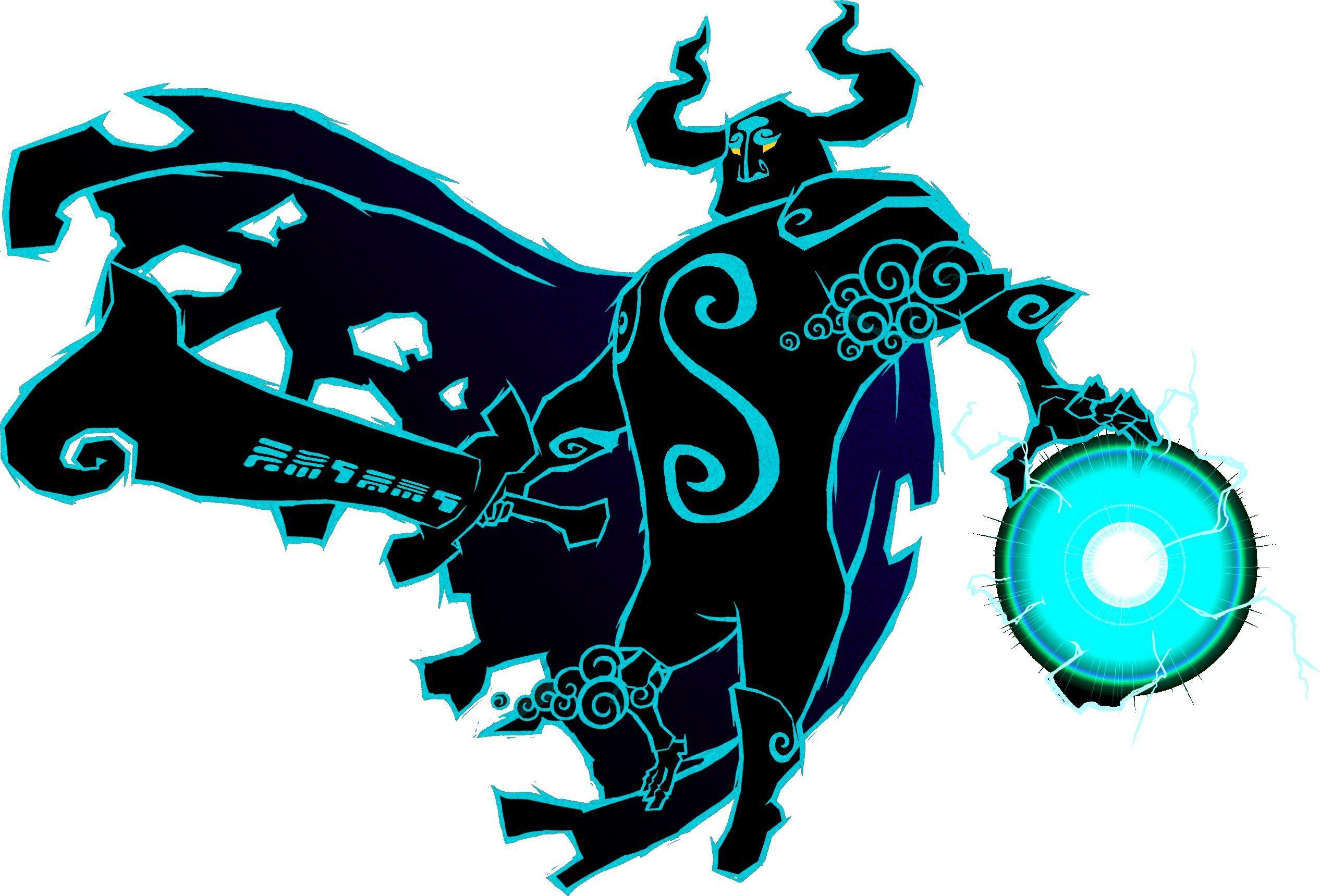 BONUS: WW: ¿Qué pone en la espada del Ganon fantasma?