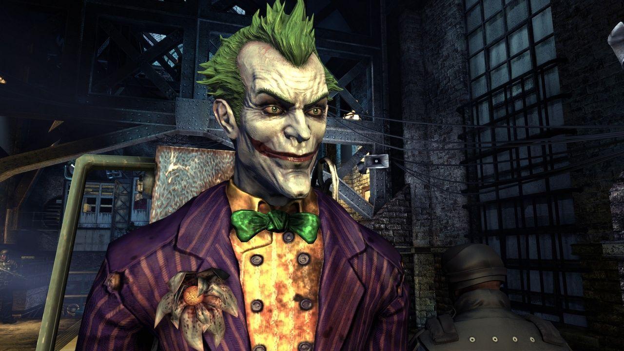 ¿Cómo inicia el Joker su motín en el Psiquiátrico Arkham?