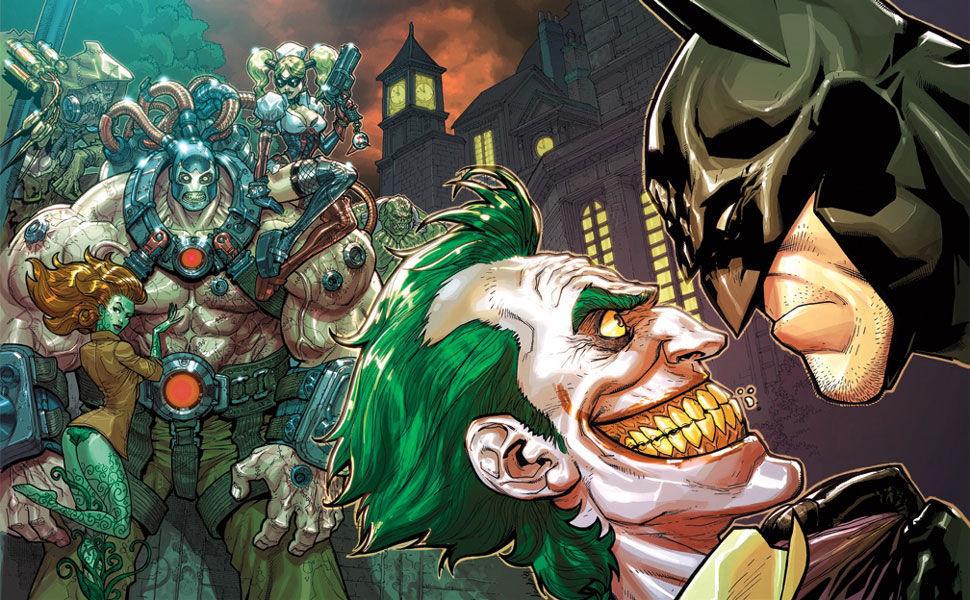 ¿Con qué sustancia experimenta el Joker para montar su propio ejercito?