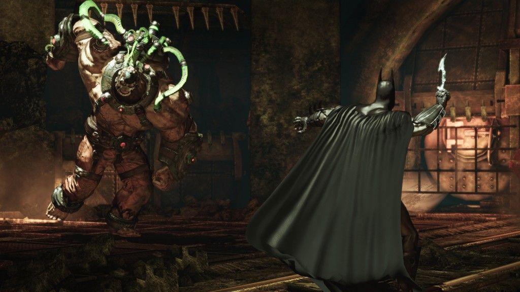 ¿Cómo neutraliza Batman finalmente a Bane?