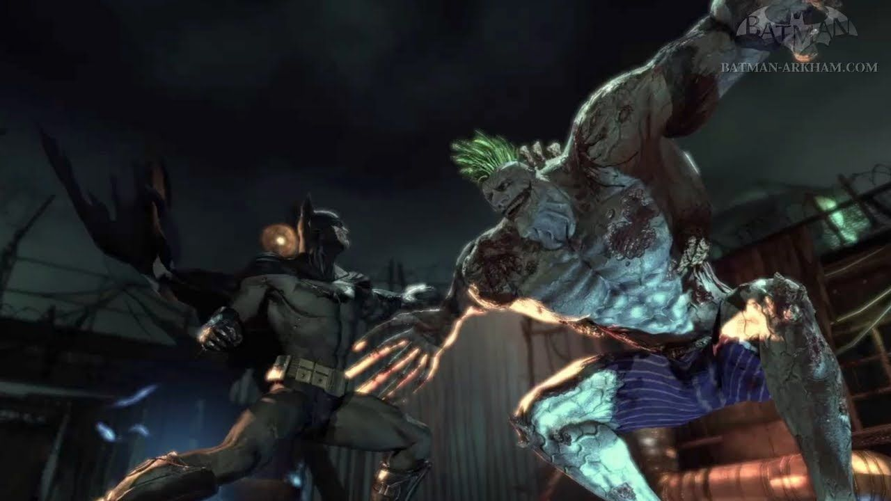 ¿Quién retransmite la batalla final entre Batman y Joker?