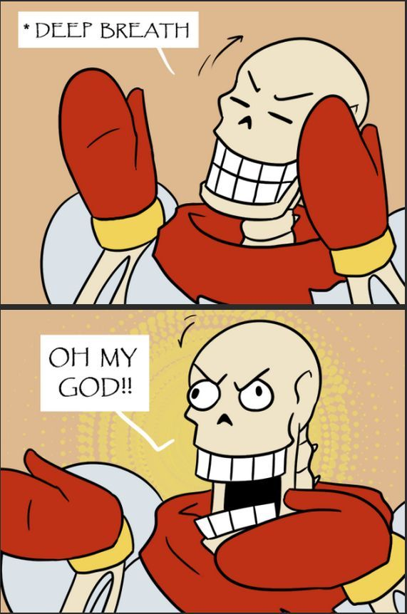 ¿Qué ocurre si nos ponemos Papyru de nombre? (Sin la S)