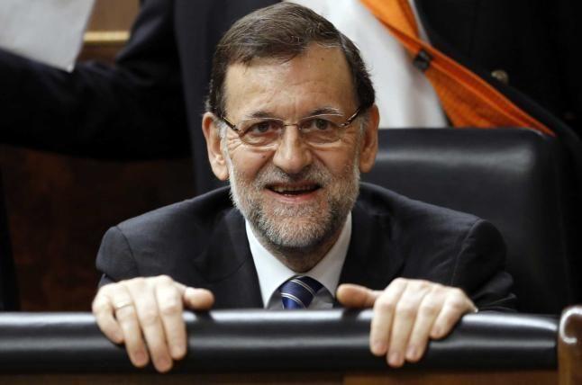 Evidéntemente comenzamos por el Presidente del Gobierno (en funciones actualmente), Mariano Rajoy. Sobre la pasada legislatura.