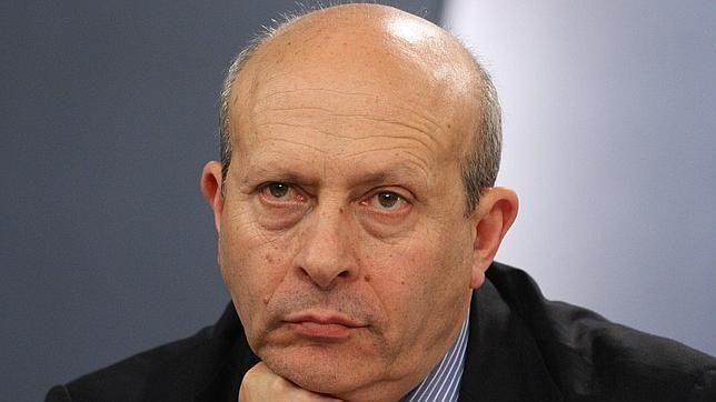Ignacio Wert, que fue Ministro de Educación, Cultura y Deporte.