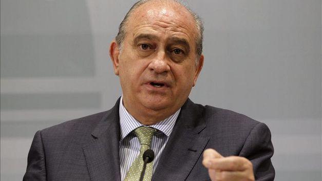 Jorge Fernández Diaz, Ministro del interior.