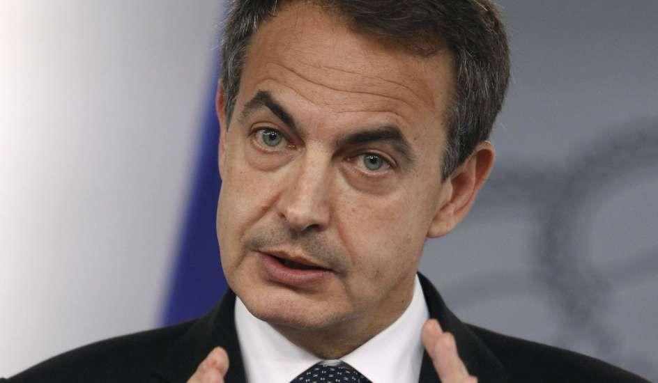 Ahora Zapatero, el Presidente del Gobierno entre 2004 y 2011.