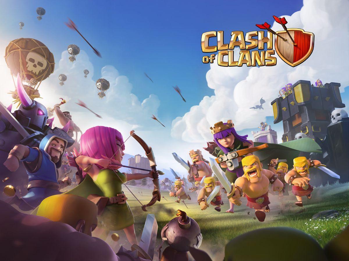 12966 - ¿Cuánto estás de viciado al Clash of Clans?