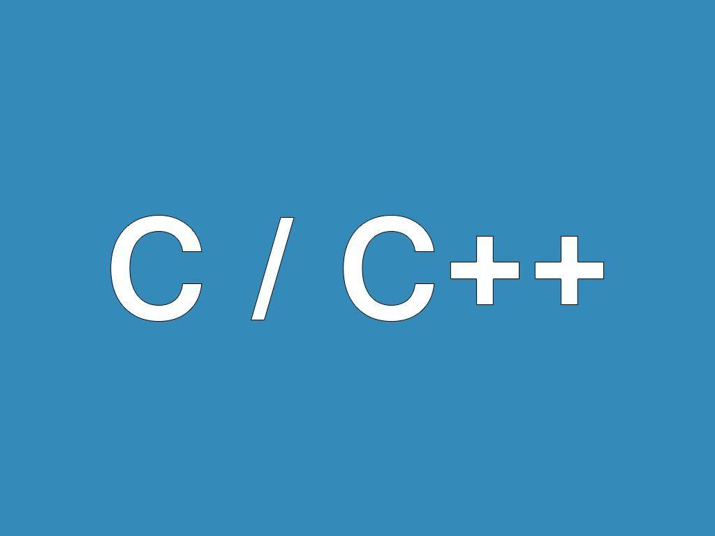 13002 - ¿Eres un profesional de C/C++? [Avanzado]