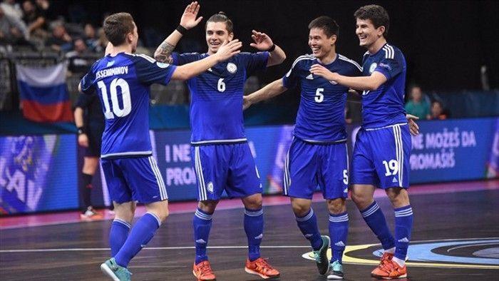 ¿Quién ha ganado el europeo de Futbol Sala 2016?