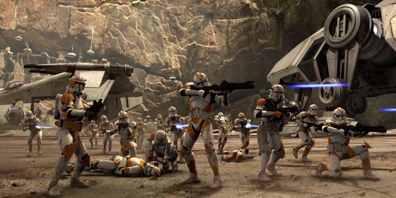 En la Batalla de Utapau Grievous cae ante Obi-Wan Kenobi. ¿Cómo se llamaba el batallón/legión del General Kenobi?