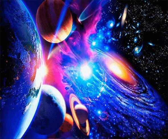 ¿Qué edad tiene el Universo? (Aprox.)