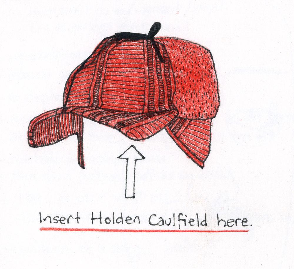 ¿Por qué expulsan a Holden de su escuela?